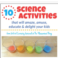 10 Science Activities