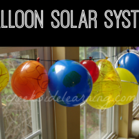 Making a Solar System model