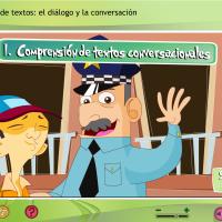 Tipología de textos: el diálogo y la conversación