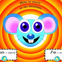 Mimi la souris et les émotions