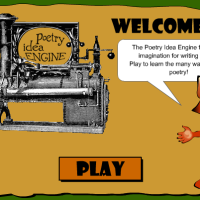 Poetry Idea Engine
