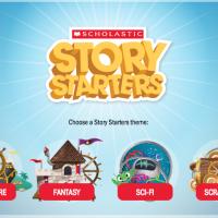 Story Starters-Taller de escritura