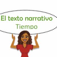 El texto narrativo. El tiempo