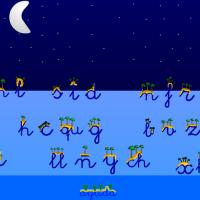 Islas y estrellas