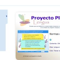 Normas de Acentuación - Proyecto PI