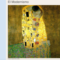 Modernismo. Recursos didácticos