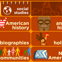 BrainPOP Jr, Social Studies