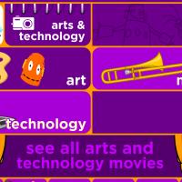 BrainPOP Jr, Arts and Technology