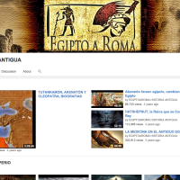 Egipto a Roma Historia Antigua