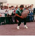 Levantamiento de Piedras
