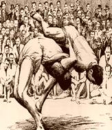 Mañas en la Lucha Canaria