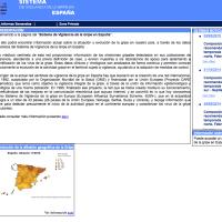 Sistema de vigilancia de la gripe en España