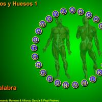 juego pasapalabras músculos y huesos