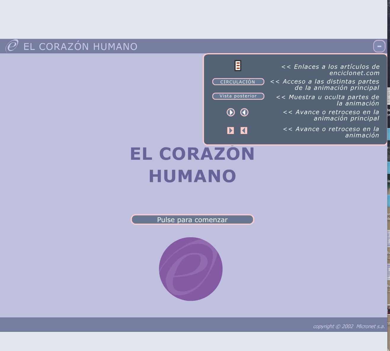El corazon humano » Recursos educativos digitales
