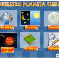 flash astronomía, sistema solar