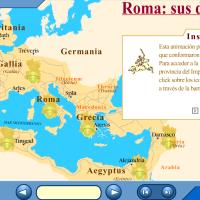 Roma: sus dominios
