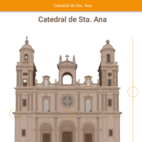 HTML5: Catedral Basílica de Santa Ana