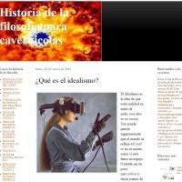 Historia de la Filosofía para cavernícolas