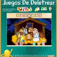 Deletrear nacimiento de Jesús