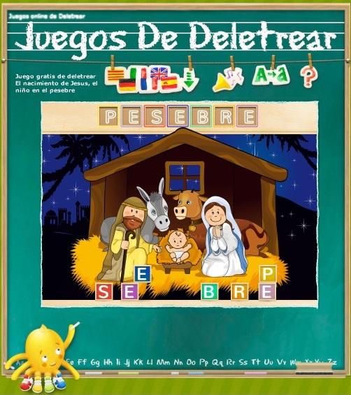 Nacimiento De Jesus Animado