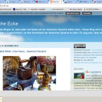 Deutsche Ecke - Blog