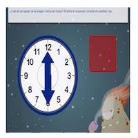 Reloj y horas
