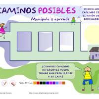 Caminos posibles