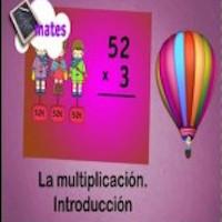 La multiplicación. Introducción