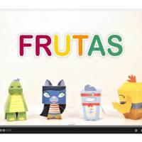 Video:Aprende las frutas
