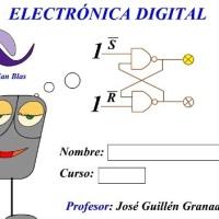 Electrónica digital I