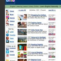ELLLO (English Listening Library Online)