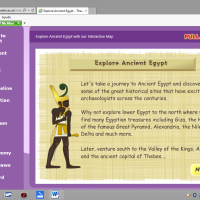 A trip to  Ancient Egypt!