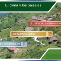 El clima y los paisajes
