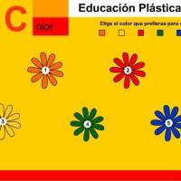 El color. Educación Plástica y Visual