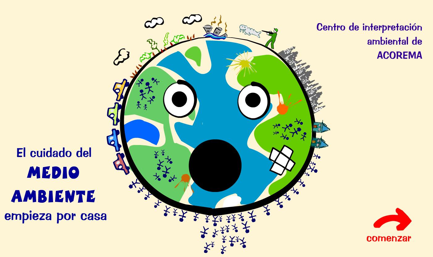 El Cuidado Del Medio Ambiente Empieza Por Casa Recursos Educativos