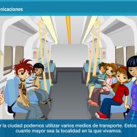 El transporte y las comunicaciones