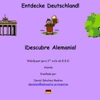Entdecke Deutschland!