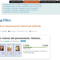 Blog Filex