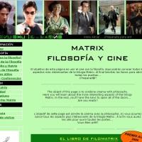 Filomatrix. Matrix filosofía y cine