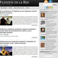 Filosofía en la Red