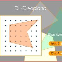 Geoplano dinámico