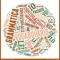 Amplia colección de quizzes de gramática italiana.