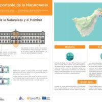 Infografía: Museo de la Naturaleza y el Hombre