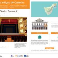 Infografía: Teatro Guimerá