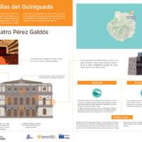 Infografía: Teatro Pérez Galdós
