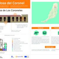 Infografía: Casa de los Coroneles