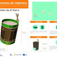 Infografía: Tambor de El Hierro