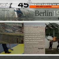 Berlín 1989. La caída del muro.