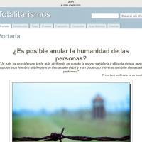Los Totalitarismos.