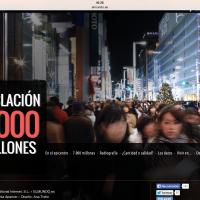 Población 7 mil millones